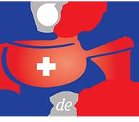 Fondue de français Logo